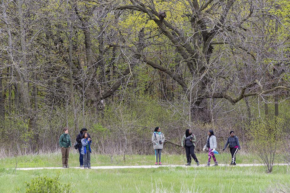 Havenwoods State Forest, Milwaukee