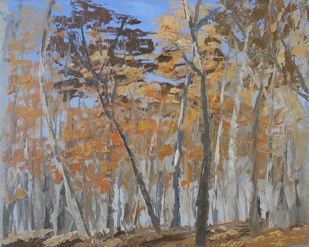 Fitzsimmons, Autumn, Sketch 1.