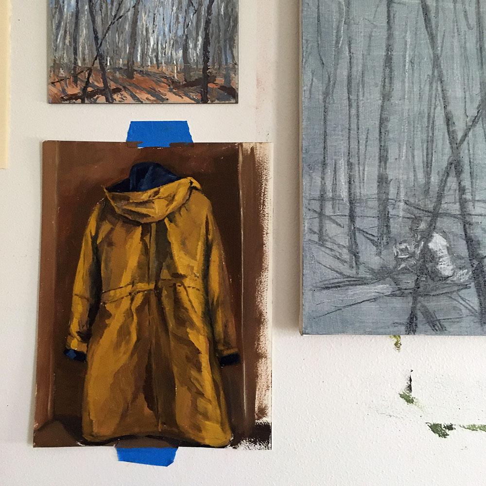 Fitzsimmons Studio work (coat)