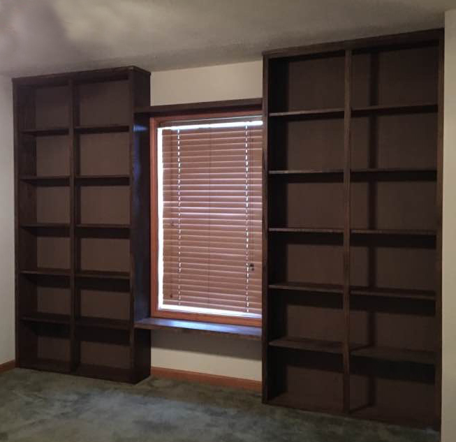 Square Line Construction Custom Woodworking Furniture