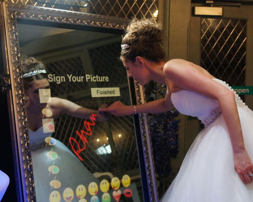north carolina photo booth