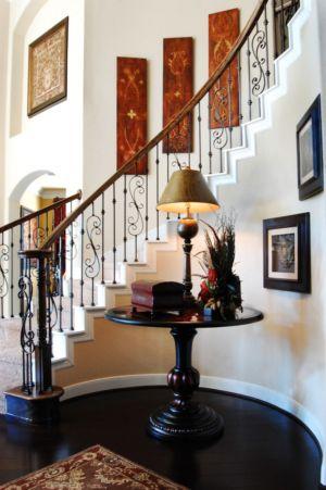 The Entrance - Kaleidoscope Studio of Interior Design