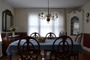 residence dining room