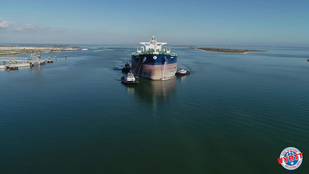 HABOR SHIPPING WYATT AERIAL PRODUCTIONS