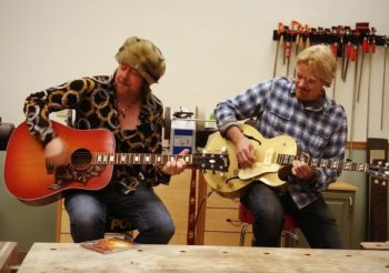 The Artistry of making guitars – a documentary