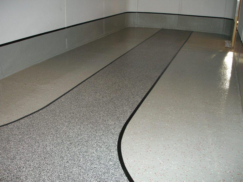 Garage Granitex Flooring