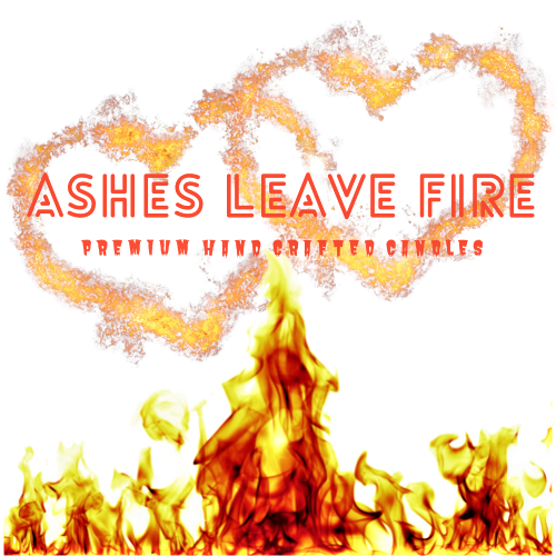 Ashes Leave Fire Candle Company