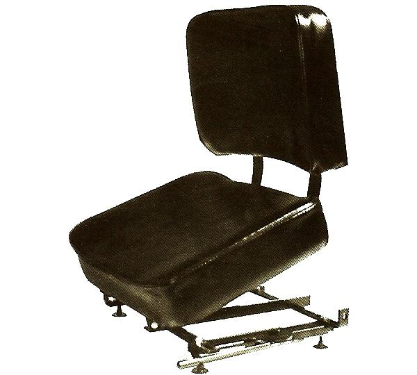 BKT TILT / Bucket Seat with Tilting Frame