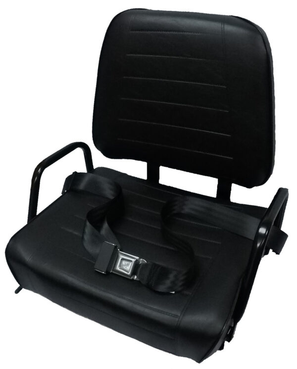 CCS DLX HR LAP -Comfy Coil Deluxe Seat with Straight Back