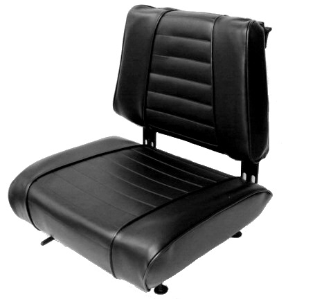 8Q -8Q Seat with Straight Back