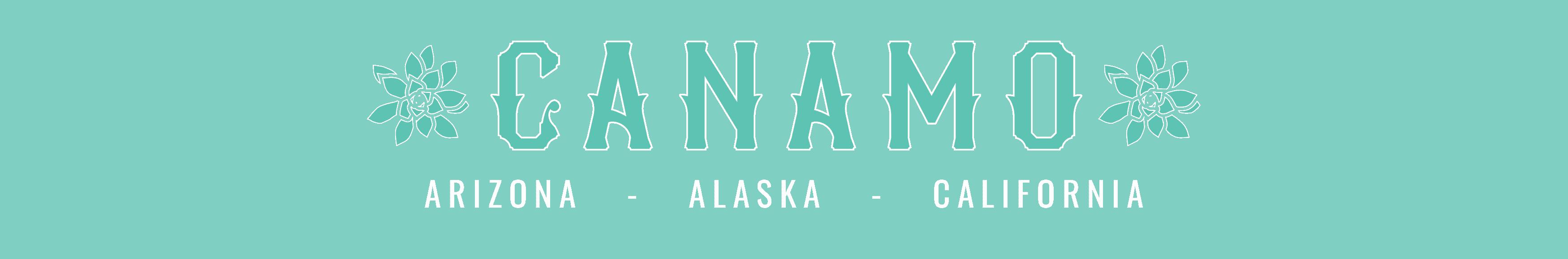 Canamo word logo