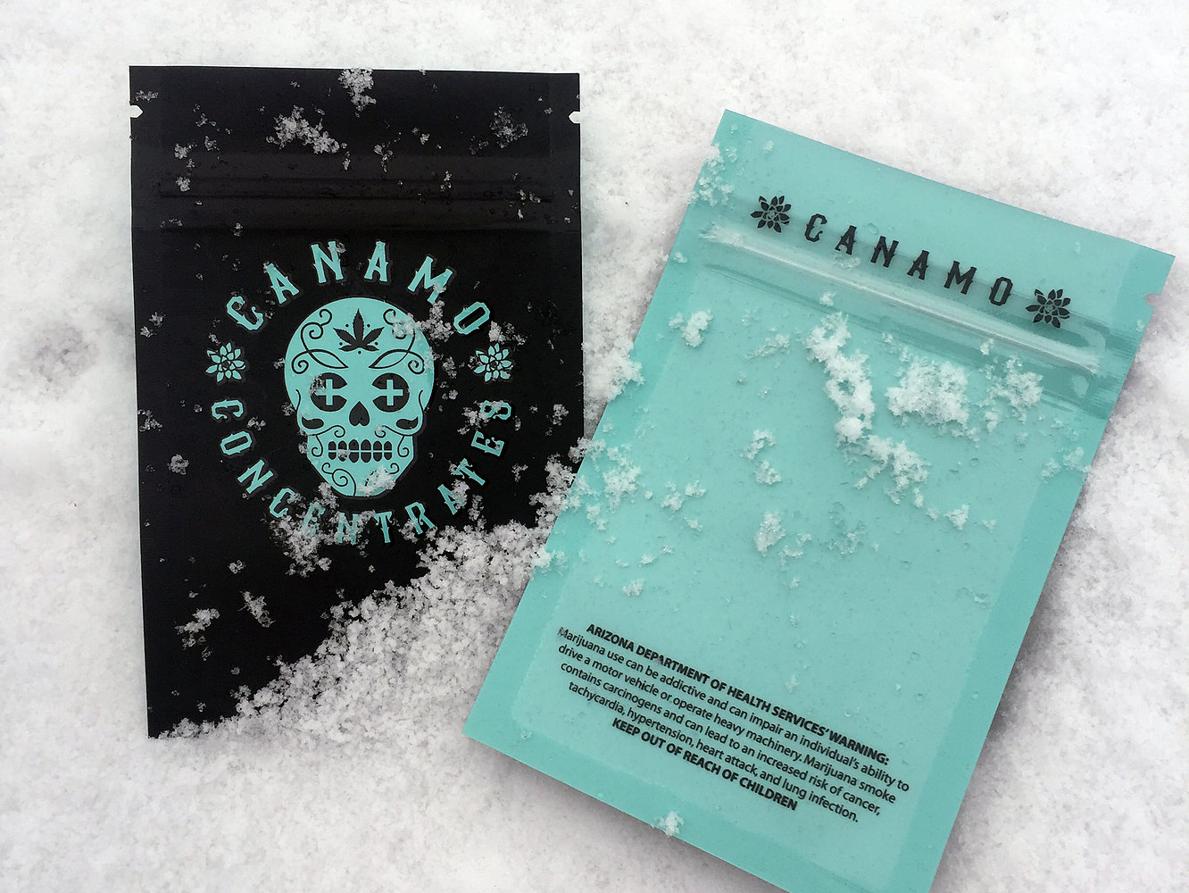 Canamo packaging