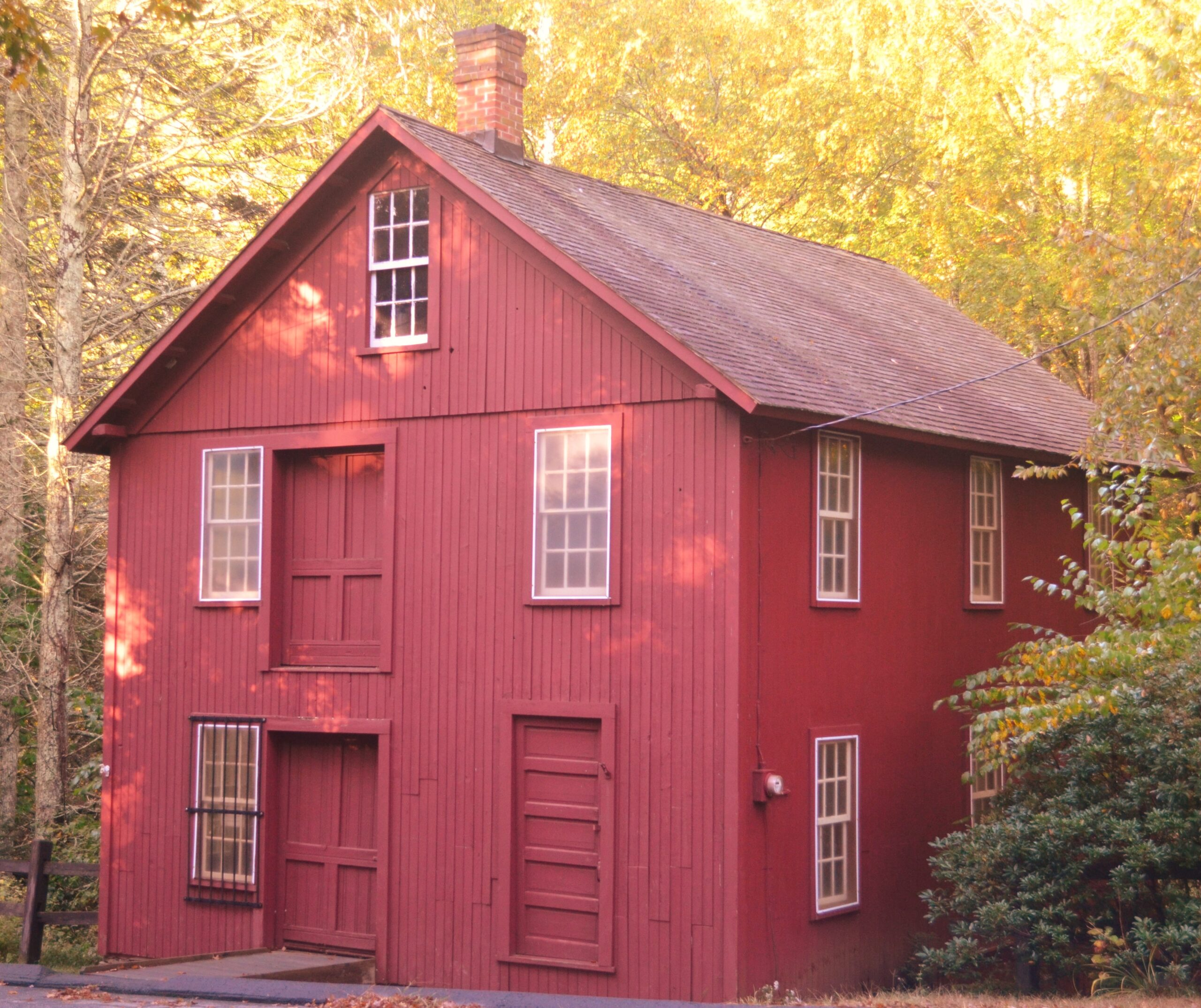 Grist Mill Photo September 2019