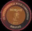 Bronze Horgos 2013
