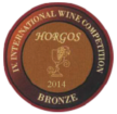 Bronze Horgos 2014