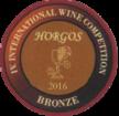 Bronze Horgos 2016