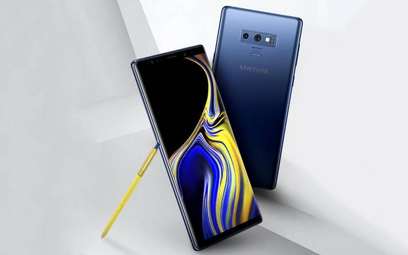 Samsung Galaxy 9 to Support 960fps Slow-Motion Recording