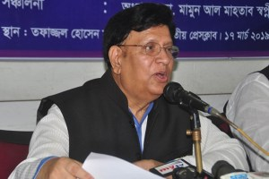 Bangladesh's Foreign Minister asks India for a List of Illegal Residents from Bangladesh
