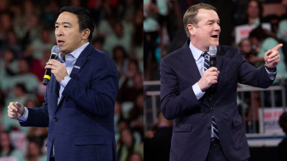 Andrew Yang and Michael Bennet Withdraw from the US Presidential Race