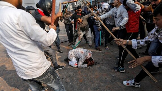 Delhi on Fire: Death Toll Rises to 13 As Violence Continues