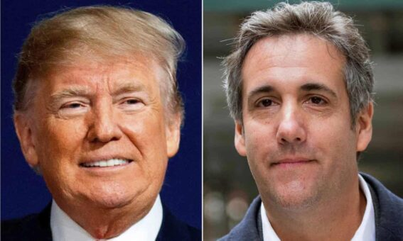 """Michael Cohen alleges Trump of racist outbursts in his new book, """"Disloyal"""""""
