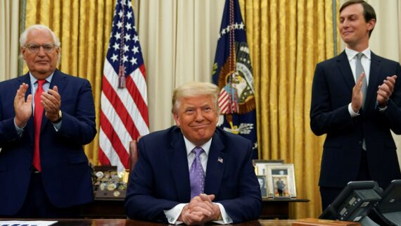 US President Donald Trump Nominated for Nobel Peace Prize 2021