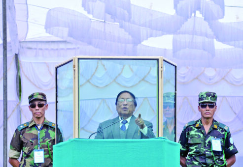 Fearing Isolation, NSCN (IM) Renews Demand For Greater Nagaland