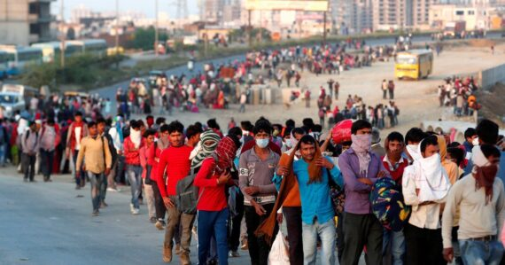 No data recorded on migrant deaths, so no compensation for them: government to parliament
