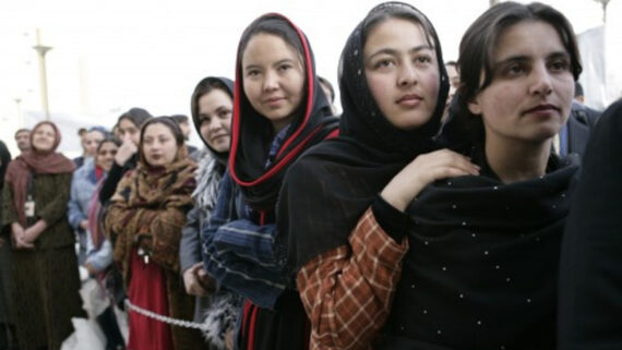 Afghan mothers' name to be included in children's ID, Women rejoice