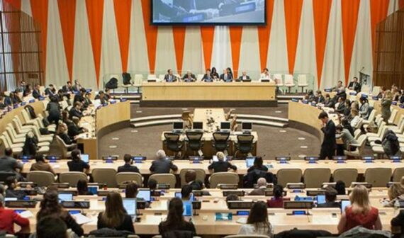 India Chosen as an Elected Member to United Nations' ECOSOC