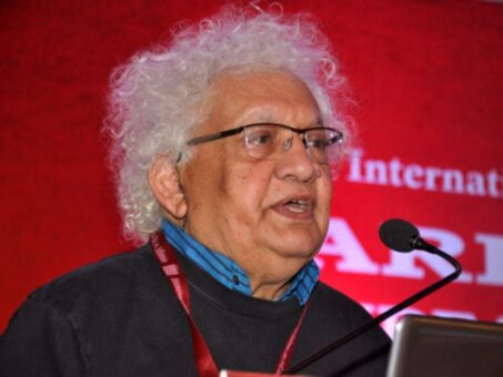 Britain: Lord Meghnad Desai Quits Labour Party, Alleges Antisemitic Racism