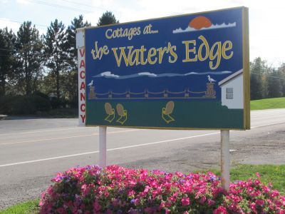 Cottage sign