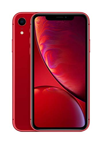 Apple iPhone XR (64GB, (PRODUCT)RED) [Locked]