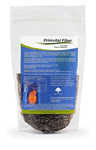 Original Primvital Fiber – 100% Natural Body Detox, Colon Cleanse, Body Cleansing with Fresh & Natural Seeds