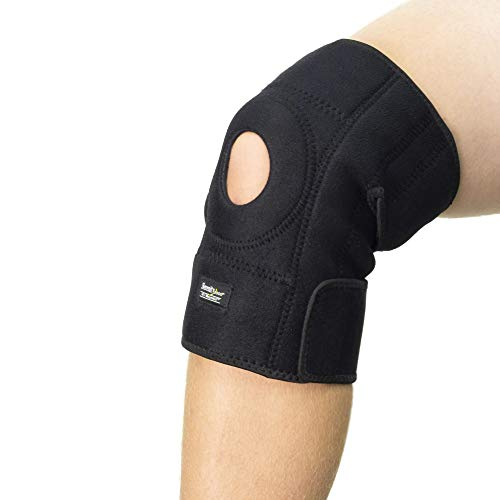 Serenity2000 Magnetic Therapy Knee Brace for Support and Pain Relief – Standard, Fits Knees up to 18″, Contains 28 Magnets