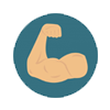 muscle-category-icon Home page Rewise