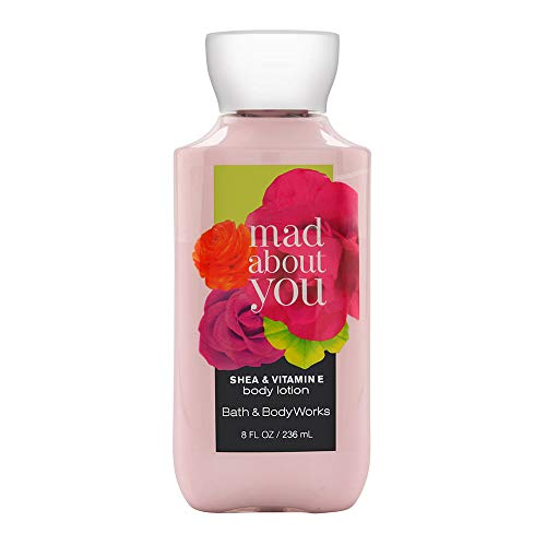 Bundle Pack Bath Body Works MAD ABOUT YOU Body Lotion, Body Cream & Shower Gel TRIO Pack