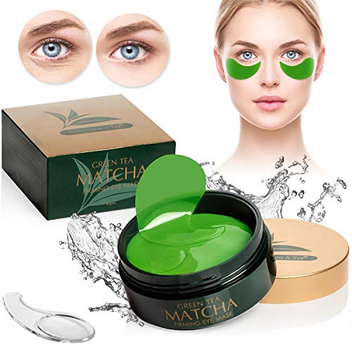 green-tea-matcha-firming-eye-mask-30-pairs-collagen-patches-for-fine-lines Home page Rewise