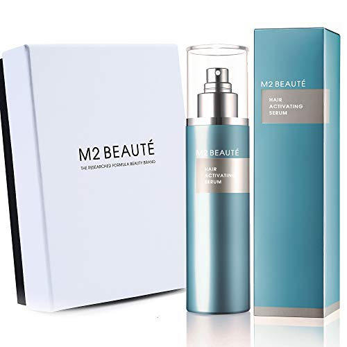 Hair Activating Serum 120 ML M2BEAUTE Hair Regrowth Treatment for Women Men With Thinning Hair Loss,Serum for Healthier, Thicker, Longer Hair