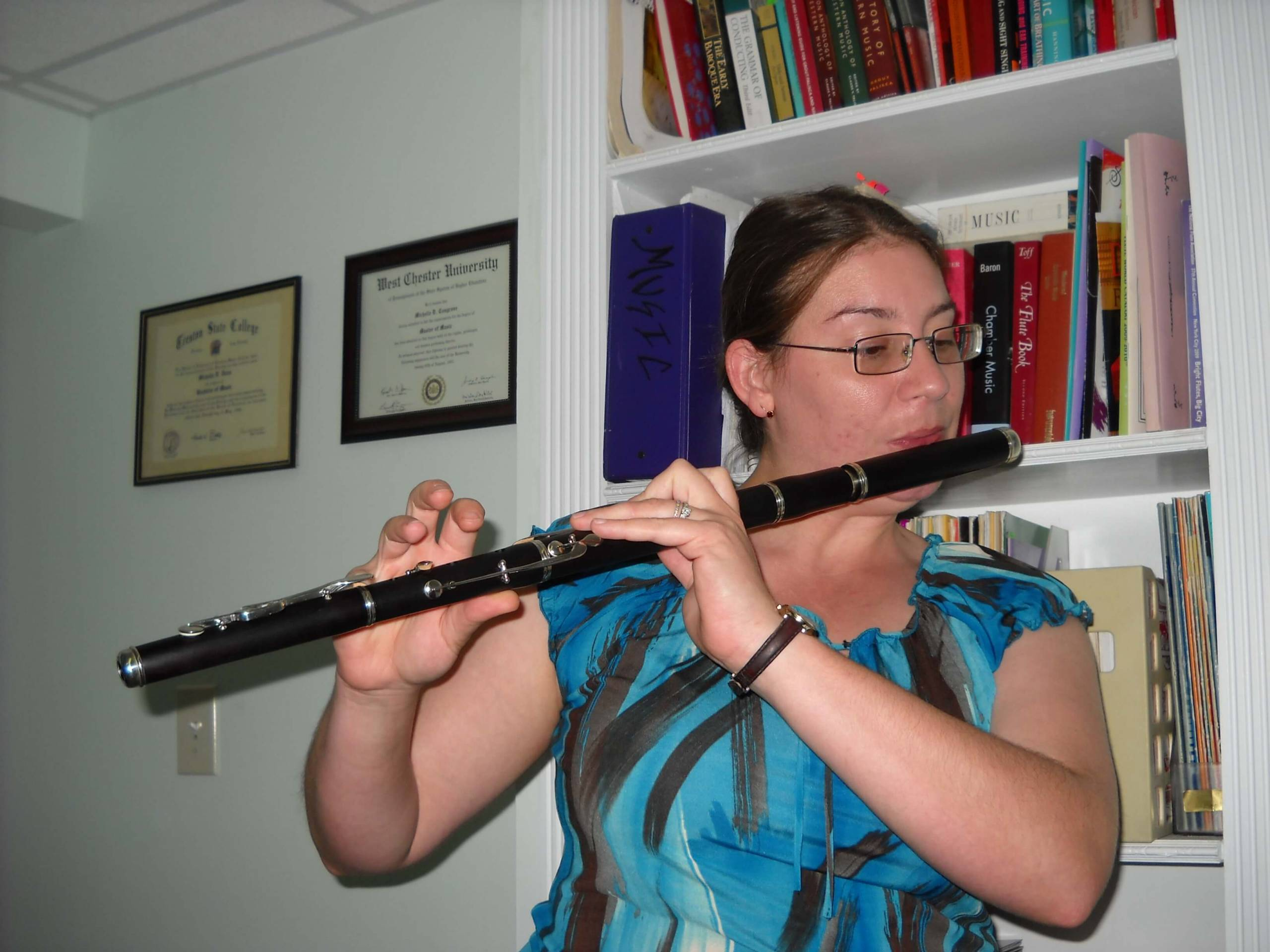 Historical Flutes