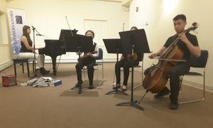 Ensemble Rehearsals