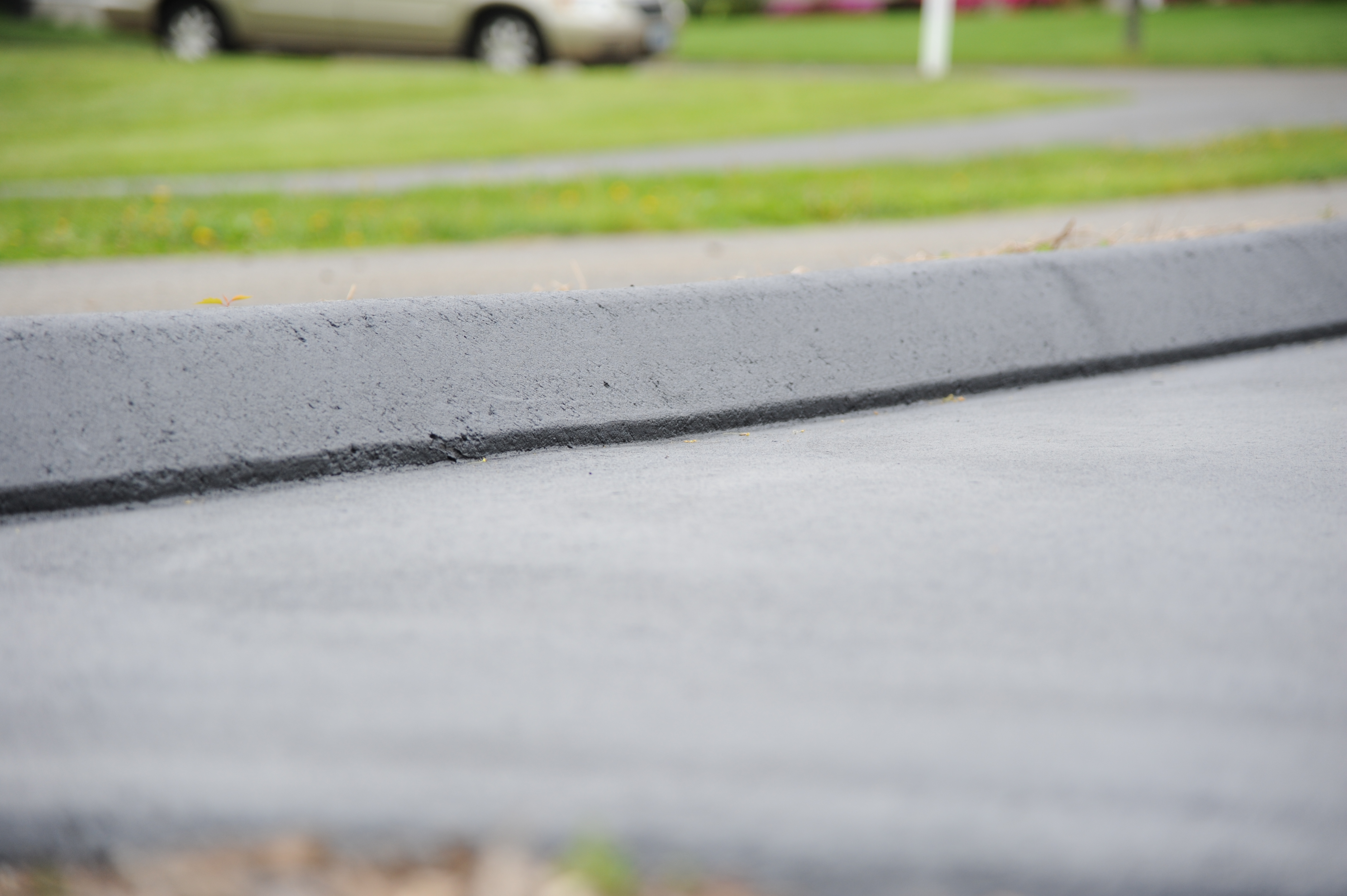 Driveway & Curb Sealing Services