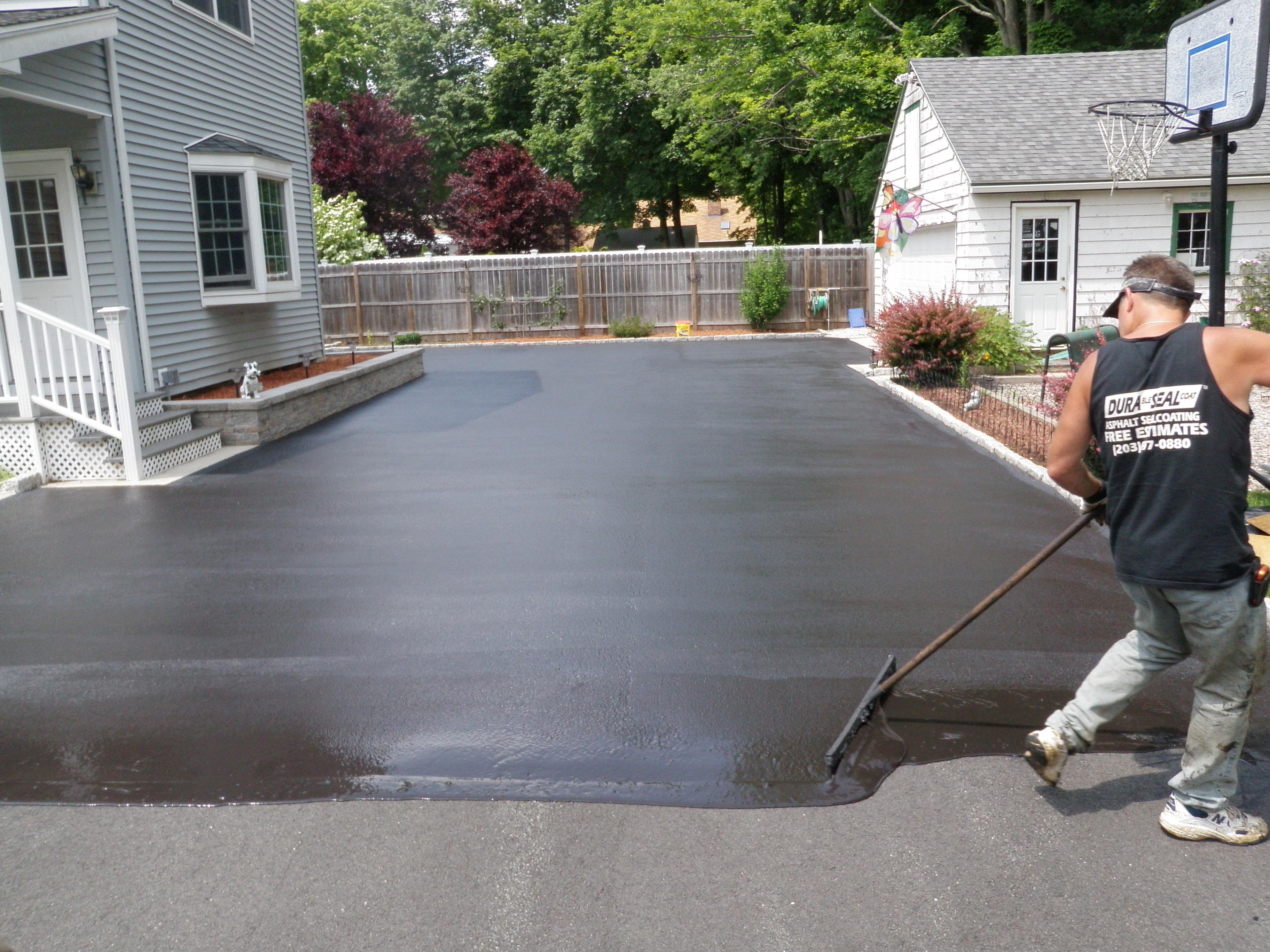 Professional Driveway Sealing