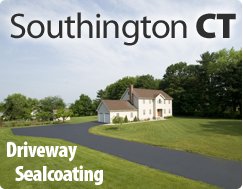 Driveway Sealcoating in Southington CT