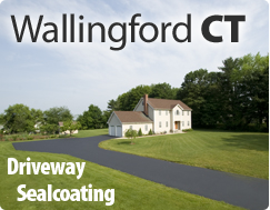 Driveway Sealcoating in Wallingford CT