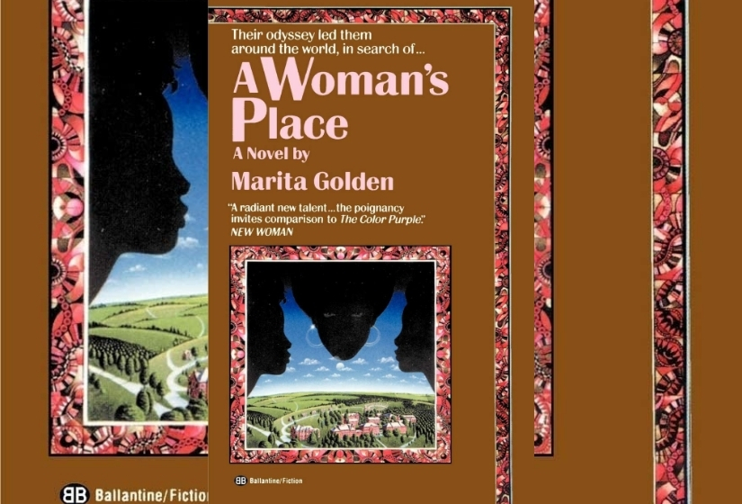 books by author marita golden