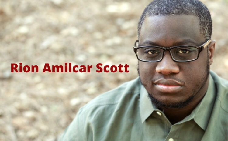 Interview: Rion Amilcar Scott