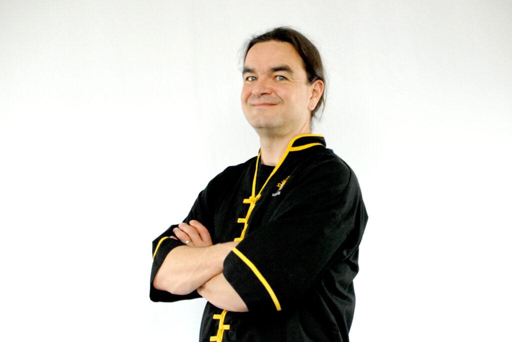 Black Sash Instructor Robert at Shadow Fist Kung Fu and Tai Chi