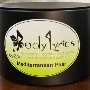 Mediterranean Pear