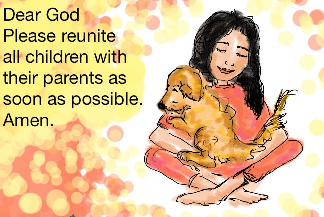 Prayer for Refugee Children